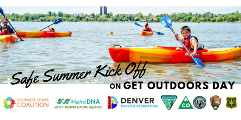 Safe Summer Kick Off on Get Outdoors Day