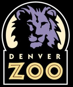 denver zoo logo featuring a male lion
